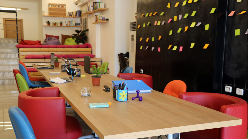 co-working space in tripoli