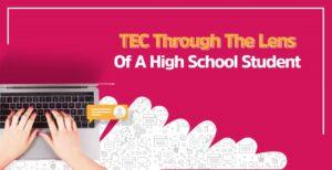 entrepreneurship through the eyes of a high school student