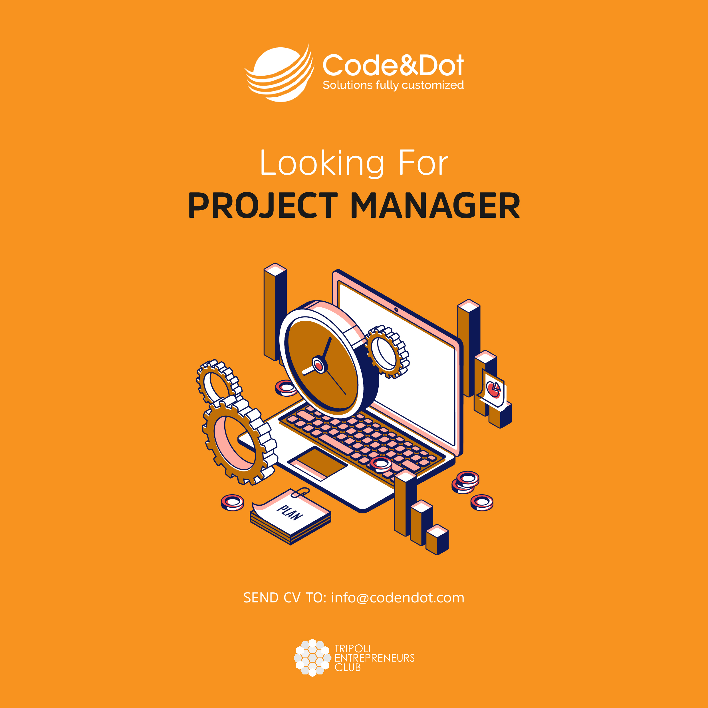 Project Manager Job Position in Tripoli