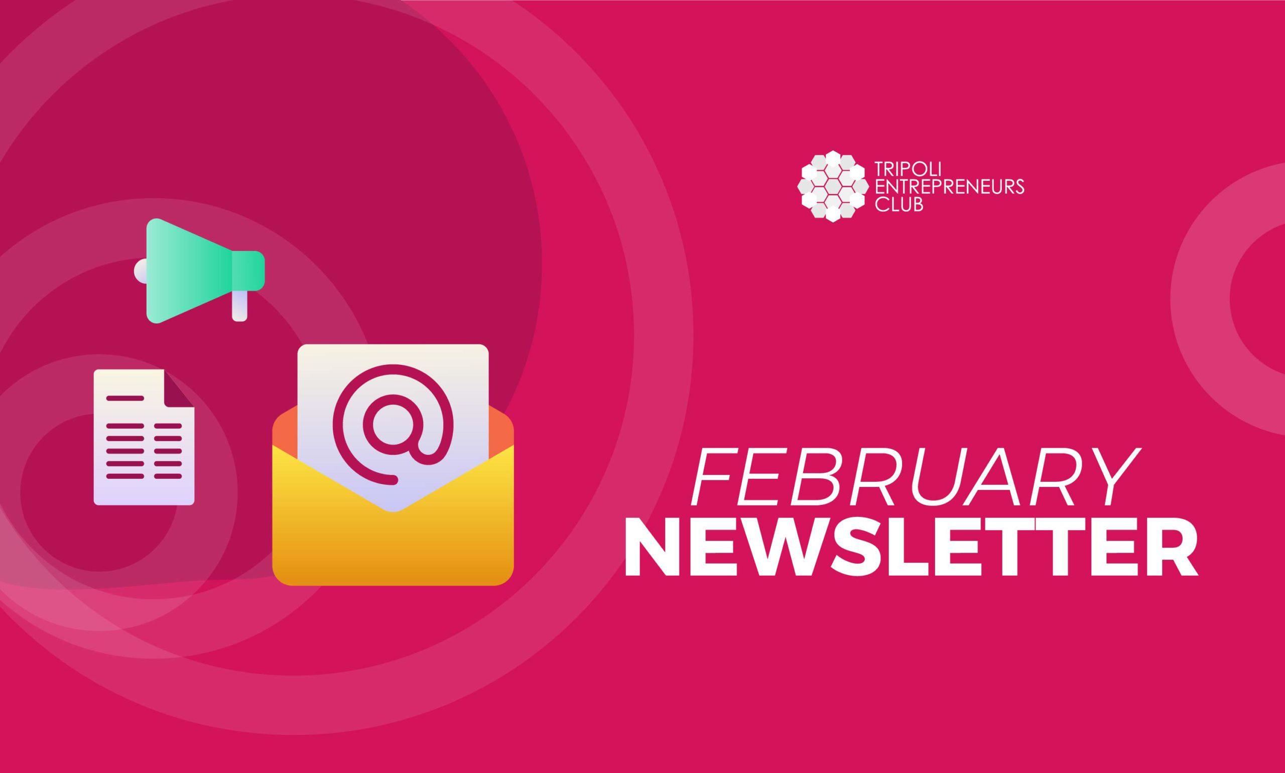 TEC February Newsletter