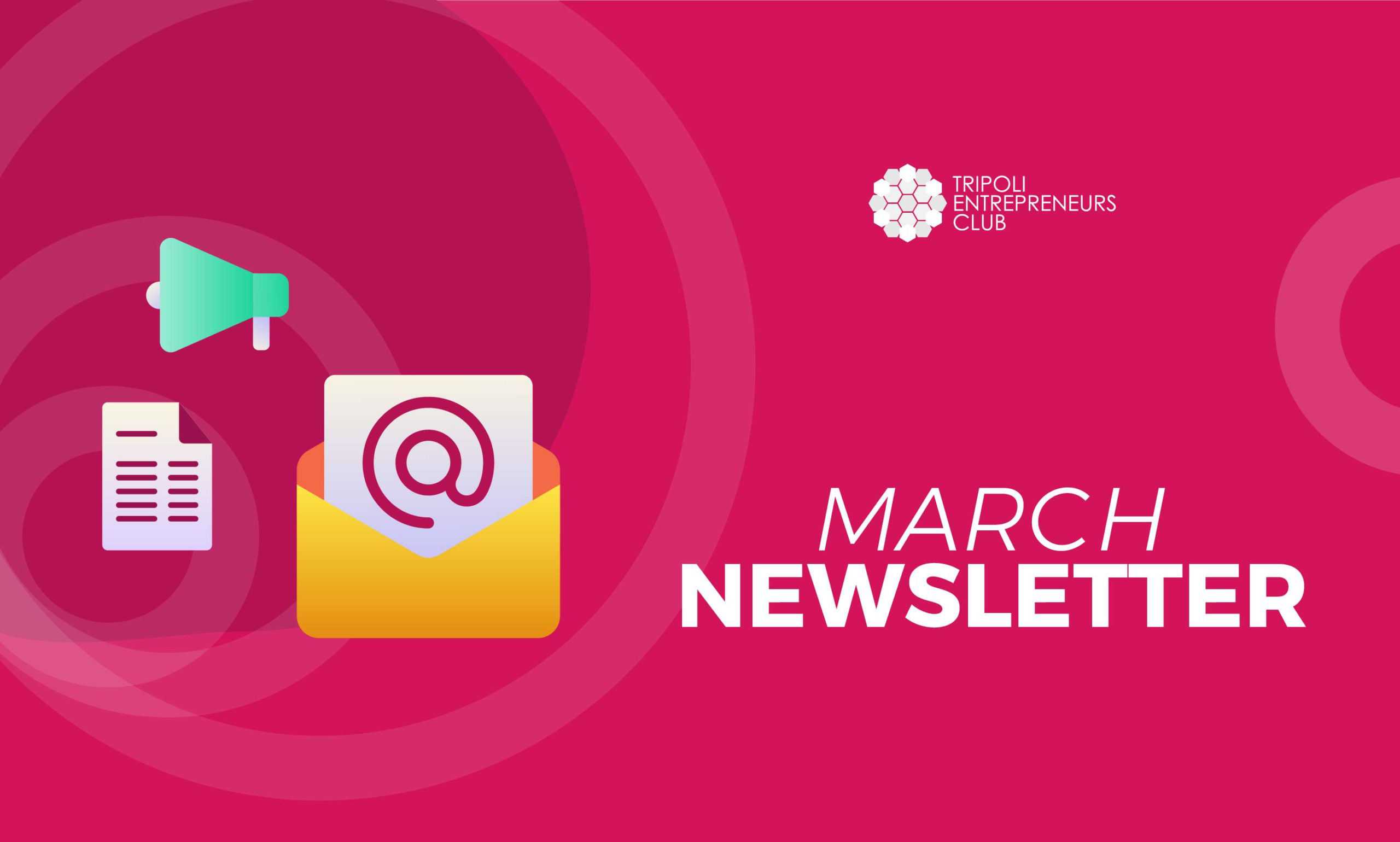 TEC March Newsletter