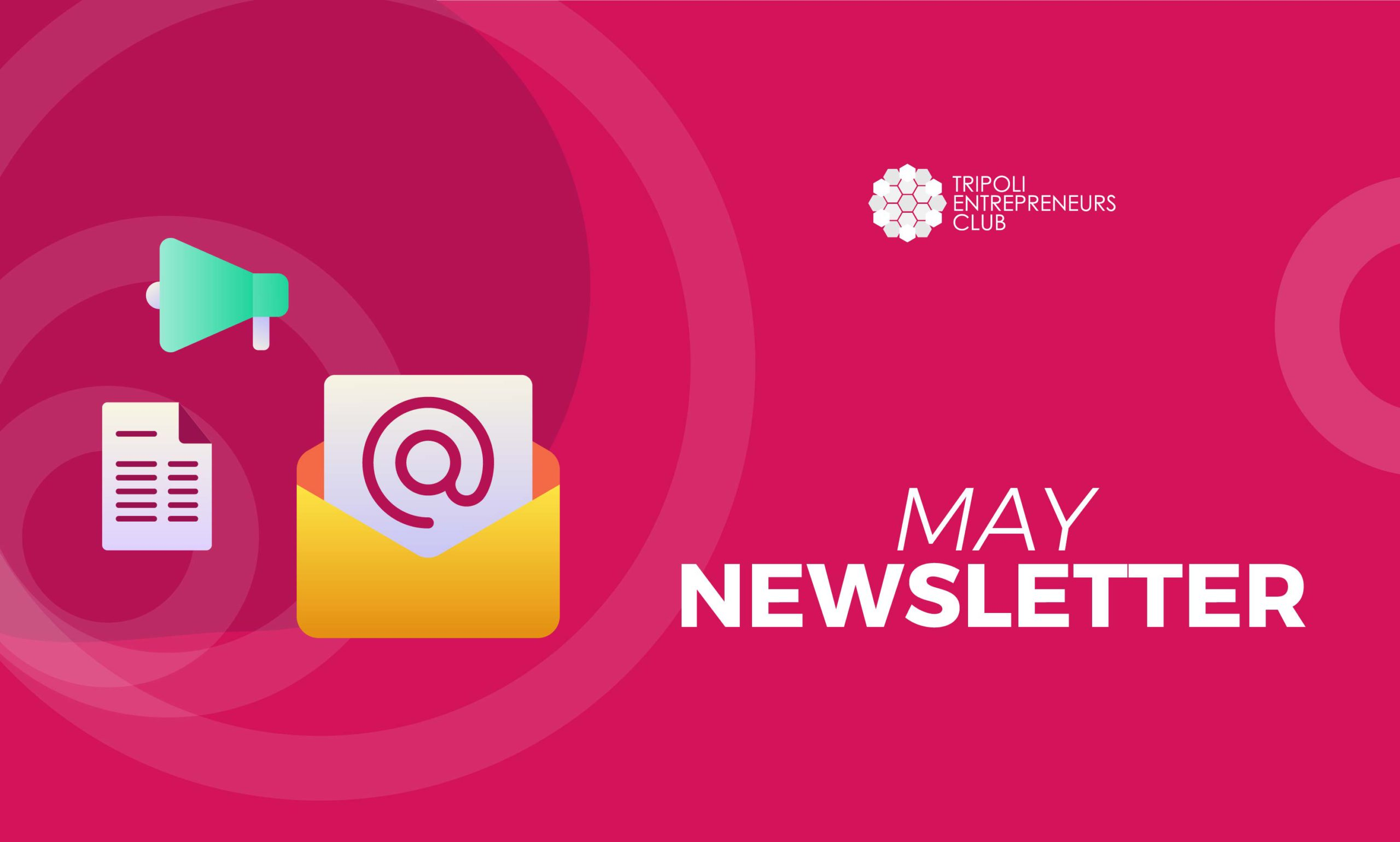 TEC May Newsletter