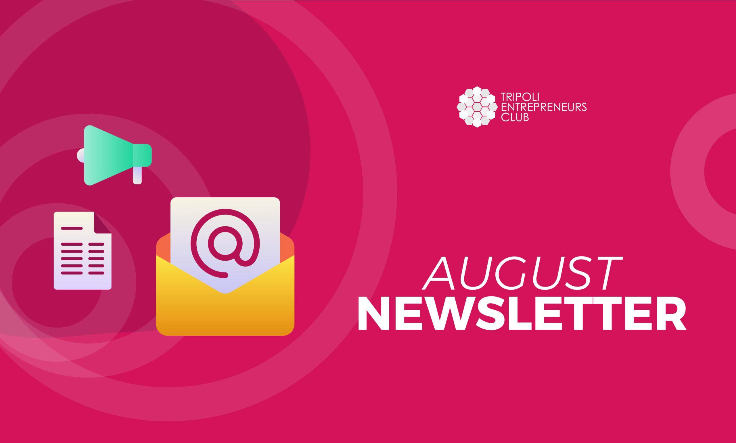 TEC August Newsletter